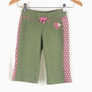 ⭐️ 5/$30 Roxy track pants